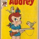 Little Audrey #52 Harvey Comics Feb. 1957 Fair