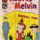 Little Audrey and Melvin #28 Harvey Comics Jan. 1967 Fair