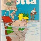 Little Lotta #91 Harvey Comics Sept. 1970 Fair A