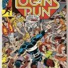 Logan's Run (1977 series) #2 Marvel Comics Feb. 1977 FN