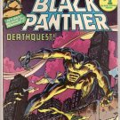 Marvel Premiere (1972 series) #51 Black Panther Marvel Comics Dec 1979 GD