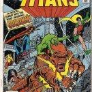 New Teen Titans (1980 series) #5 DC Comics March 1981 Fine