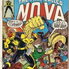 Nova (1976 series) #14 Marvel Comics Oct 1977 VG