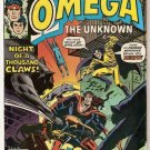Omega the Unknown (1976 series) #4 Marvel Comics Sept. 1976 VG