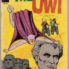 Owl #2 Gold Key Comics April 1968 GD