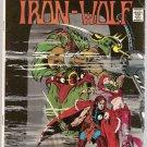 Weird Worlds #8 Iron Wolf DC Comics Dec. 1973 FR