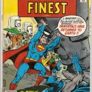 World's Finest #243 Superman Batman DC Comics Feb. 1977 Good