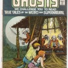 Ghosts #23 DC Comics Feb. 1974 GD/VG