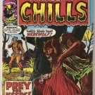 Chamber of Chills (1972 series) #7 Marvel Comics Nov. 1973 FR/GD