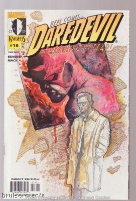 Daredevil (1998 series) #16 Marvel Comics May 2001 VF