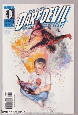 Daredevil (1998 series) #17 Marvel Comics June 2001 VF