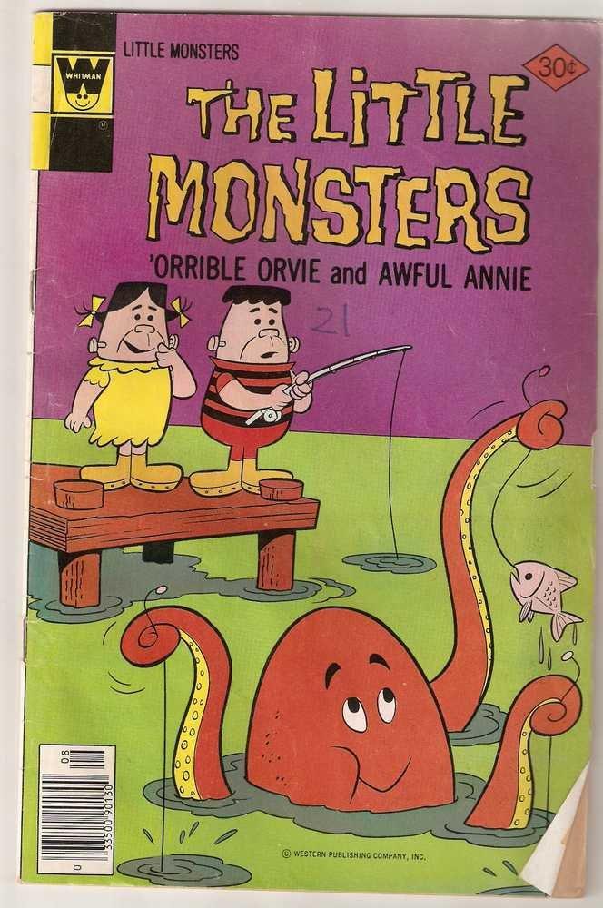 Little Monsters (Whitman) #41 Aug. 1977 GD