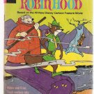Adventures of Robin Hood (1974 Whitman) #5 Sept. 1974 Walt Disney GD