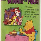 Winnie the Pooh (Whitman) #2 May 1977 Walt Disney GD/VG