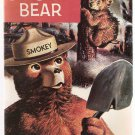 True Story of Smokey Bear 1969 Dell Comics GD/VG A