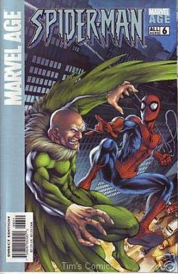 Marvel Age Spider-Man (2004) #6 Marvel Comics Aug. 2004 VG