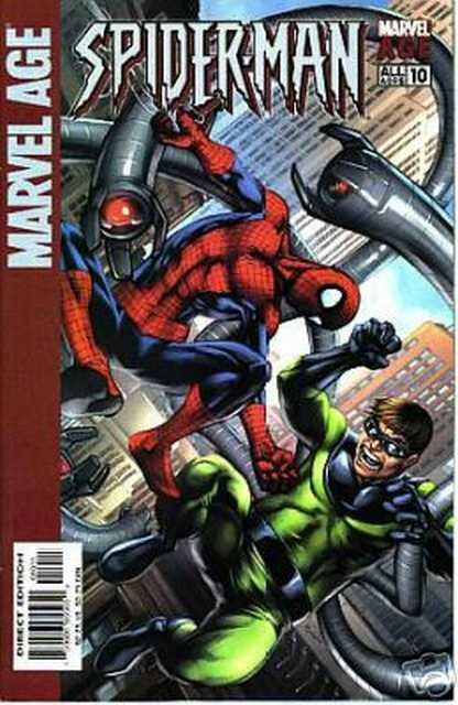 Marvel Age Spider-Man (2004) #10 Marvel Comics Oct. 2004 FN