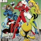 Excalibur (1988 series) #42 Marvel Comics Oct. 1991 FN