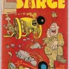 Sad Sack and the Sarge #27 Harvey Comics Oct. 1961 FR