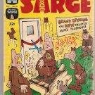 Sad Sack and the Sarge #58 Harvey Comics Oct 1966 FR