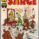 Sad Sack and the Sarge #61 Harvey Comics April 1967 GD