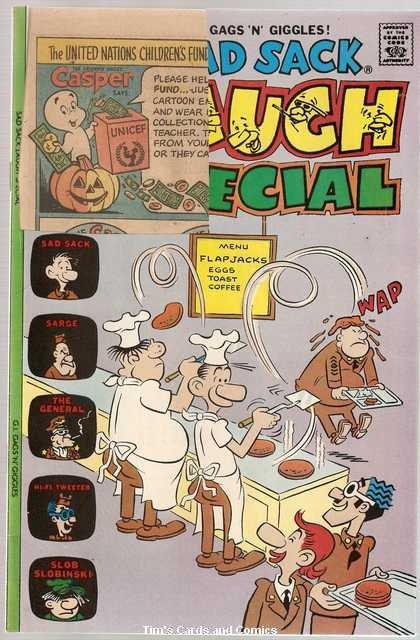 Sad Sack Laugh Special #93 Harvey Comics Feb. 1977 FR