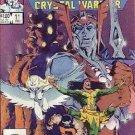 Saga of Crystar #11 Marvel Comics Feb. 1985 FN