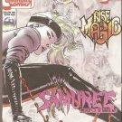 Samuree (1993 series) #3 Continuity Comics Dec. 1993 VF