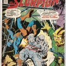 Scorpion #3 Atlas Seaboard Comics July 1975 GD