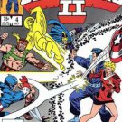 Secret Wars II #4 Marvel Comics Oct. 1985 GD