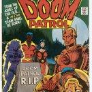 Showcase (1956 series) #94 Doom Patrol DC Comics Aug. 1977 Poor