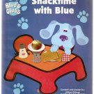 Blue's Clues Snacktime with Blue Super Coloring and Activity Book
