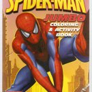 Amazing Spider-Man Jumbo Coloring and Activity Book Marvel Comics Bendon 2006
