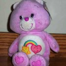 "Care Bears Best Friend Bear 9"" Jakks Play Long"