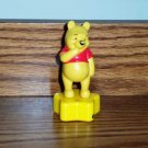 Winnie the Pooh Standing on a Star PVC Figurine