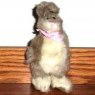 """Boyds Collection 7"""" Plush Bunny Rabbit Loose Used"""