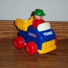 1991 Tomy Push &#39;n Go Dump Truck