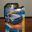 Hot Wheels 2011-005 Custom '11 Camaro (2011 New Model Series) Blue New