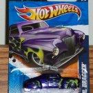 Hot Wheels 2011-098 Tail Dragger (Heat Fleet Series #8/10) Purple New