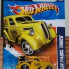 Hot Wheels 2011-138 Anglia Panel Truck (HW Performance #8/10) Yellow New