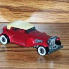 Hot Wheels '31 Doozie Marroon with Tan Top Loose