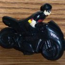 McDonald's 2011 Young Justice Robin Motorcycle Happy Meal Toy Incomplete