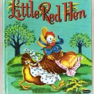 Little Red Hen Whitman Tell-a-Tale Book 2431