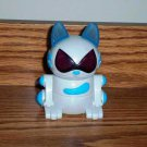 McDonald's 2001 Robo-Chi White Meow-Chi Happy Meal Toy Loose Used