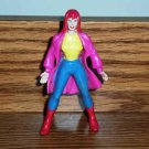McDonald's Spider-Man Series Mary Jane Action Figure Happy Meal Toy Loose