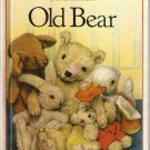 Old Bear by Jane Hissey Weekly Reader Children's Book Club Hardcover