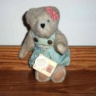 Boyds Bears Peepers P. MacDonald T.J.'s Best Dressed Collection Used