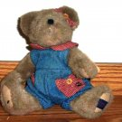Boyds Bears & Friends Maggie D. Berriweather Used No Basket