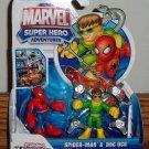 Marvel Super-Hero Adventures Spider-Man & Doc Ock Playskool Heroes New in Package