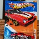 Hot Wheels 11-072 Camaro Z28 Track Stars '11 Series #7/15 New
